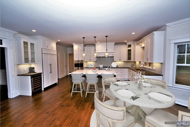 Single Family Home For Sale At 755 East Saddle River Road